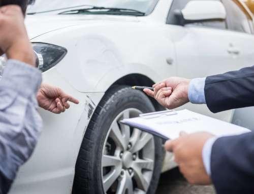 Wussten Sie schon? Beim Verkehrsunfall sofort zum Anwalt!